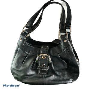 COACH SOHO Leather HOBO Bag
